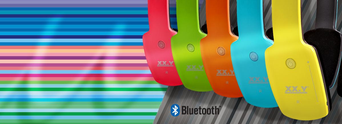 Casti audio cu Bluetooth