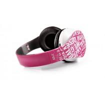 Casti audio cu MP3/FM XX.Y HP-8810 Dynamic , Pink
