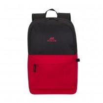 Rucsac laptop Rivacase 5560 Black/pure red 15,6''