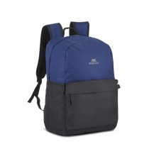 Rucsac laptop Rivacase 5560 Cobalt blue/black 15,6''