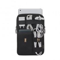 Husa tableta Rivacase 5617 Travel organizator accesorii , 10.1inch, negru