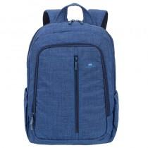 Rucsac laptop Rivacase 7560 Blue,  15,6'', albastru