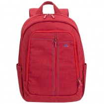 Rucsac laptop Rivacase 7560 Red,  15,6'', rosu