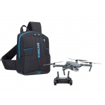 "RUCSAC LAPTOP/ DRONE RIVACASE 7870 Black  13.3"""