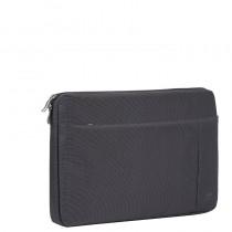 "Husa Laptop Rivacase 8203 black sleeve 13.3"""