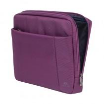 "Husa Laptop Rivacase 8203 purple sleeve 13.3"""