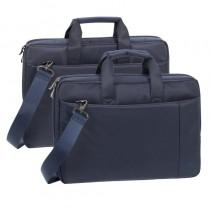 "Geanta laptop Rivacase 8221 blue, 13,3"""