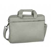 "Geanta laptop Rivacase 8230 grey, 15,6"", gri"