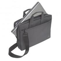 "Geanta laptop Rivacase 8231 grey, 15,6"", gri"