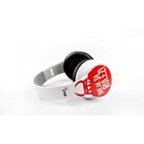 Casti audio cu cablu detasabil XX.Y HP-8801 Heronimo, WHITE