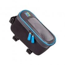Suport telefon pentru bicicleta BC 03 Blue