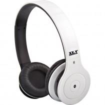 Casti audio cu banda XX.Y BH 530, Bluetooth, White