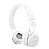 Casti audio cu banda XX.Y HP 8500, Bluetooth, White