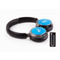 Casti audio cu MP3/FM XX.Y R-011 Dynamic 21, BLUE