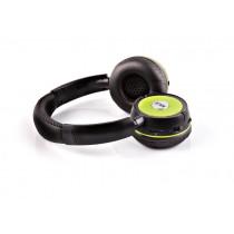 Casti audio cu MP3/FM XX.Y R-109 Dynamic 40, Green