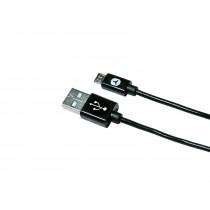 Goodis 5018597 Cablu micro-usb 1,5m negru