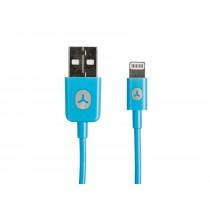 Goodis 5356250 Cablu lightning-usb 1,8m albastru