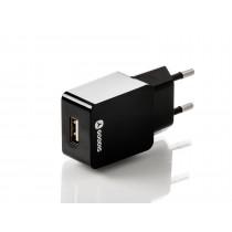 Goodis incarcator priza cu cablu Lightning inclus, 1 m 5360847 Black