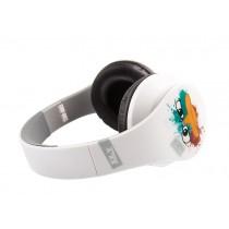 Casti audio cu cablu detasabil XX.Y HP-8801 PHINEAS, WHITE