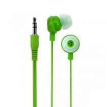 Casti audio Crazy Colors e5 RE02048 verde