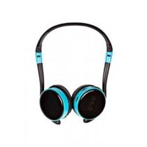 Casti audio cu MP3/FM XX.Y R-005 Runner 10, BLUE