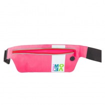 Borseta sport impermeabila pentru smartphone WB03 Pink