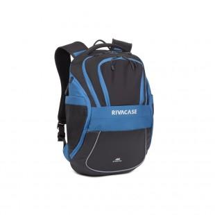 Rucsac laptop SPORT Rivacase 5225 black/blue 15,6'', 20L