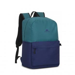 Rucsac laptop Rivacase 5560 Aquamarine/cobalt blue 15,6''