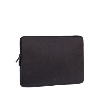 Husa Laptop Rivacase 7704 Black sleeve 13.3-14""
