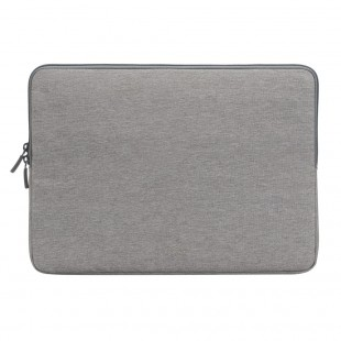 Husa Laptop Rivacase 7705 Grey sleeve 15.6""