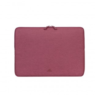 Husa Laptop Rivacase 7704 Red sleeve 13.3-14""