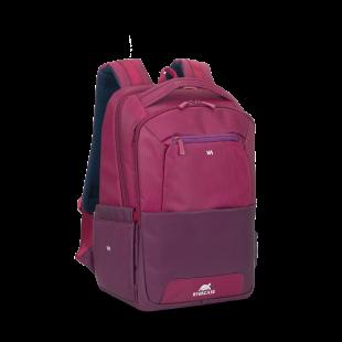 """Rucsac laptop Rivacase 7767 claret violet/purple , 15.6"""""""