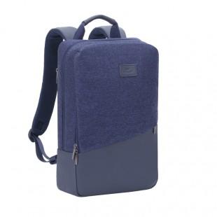 "Rucsac Laptop Rivacase MacBook Pro si Ultrabook  7960 blue, 15.6"""