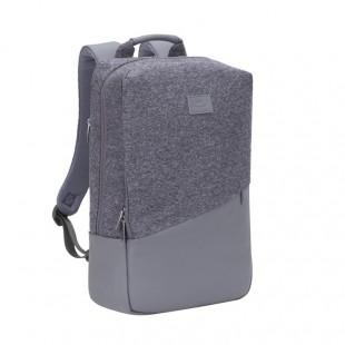 "Rucsac Laptop Rivacase MacBook Pro si Ultrabook  7960 grey, 15.6"""