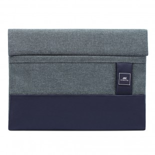"Husa laptop Rivacase Sleeve 8803 khaki melange pentru MacBook Pro / Ultrabook 13.3"""