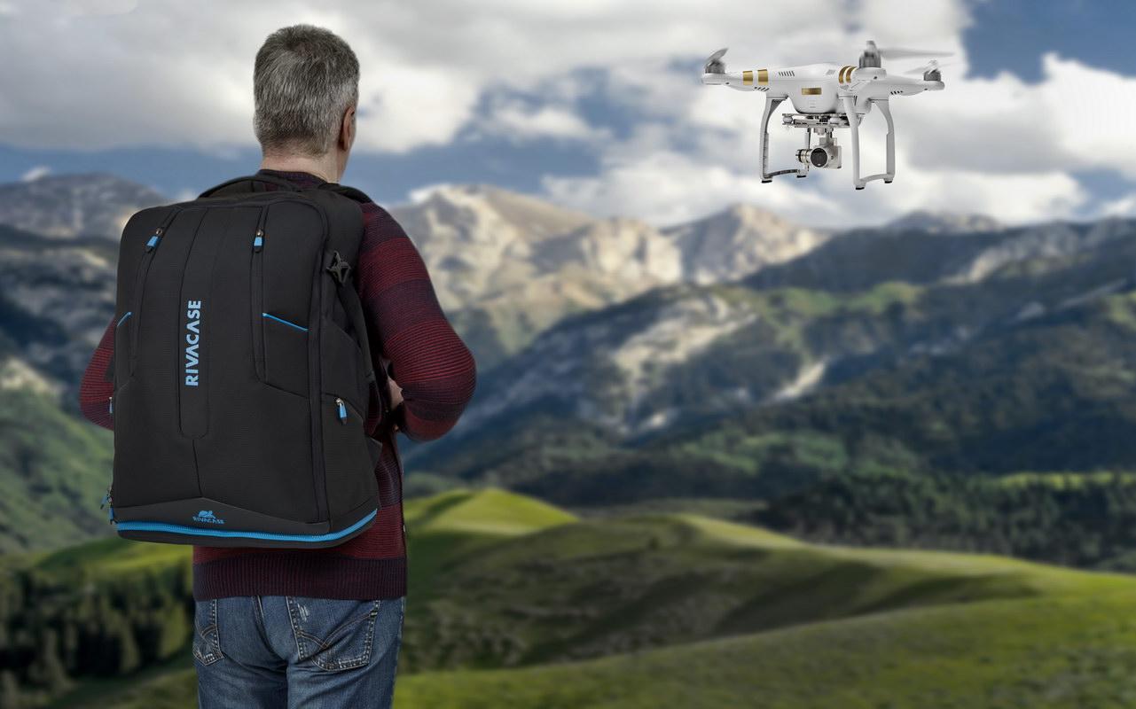 Rucsac drona